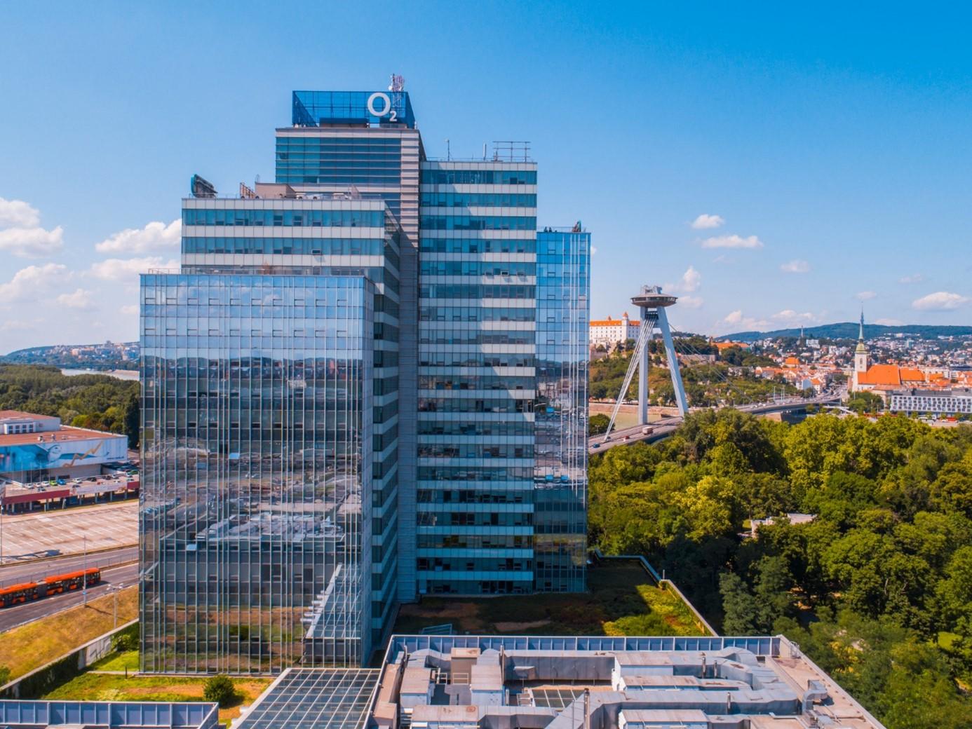 Aupark Tower – kancelárie vdobrej lokalite2