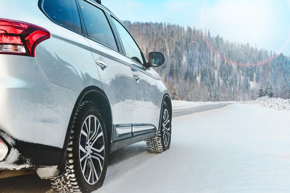 Spoľahnite sa na celoročné pneumatiky pre SUV od značky Hankook